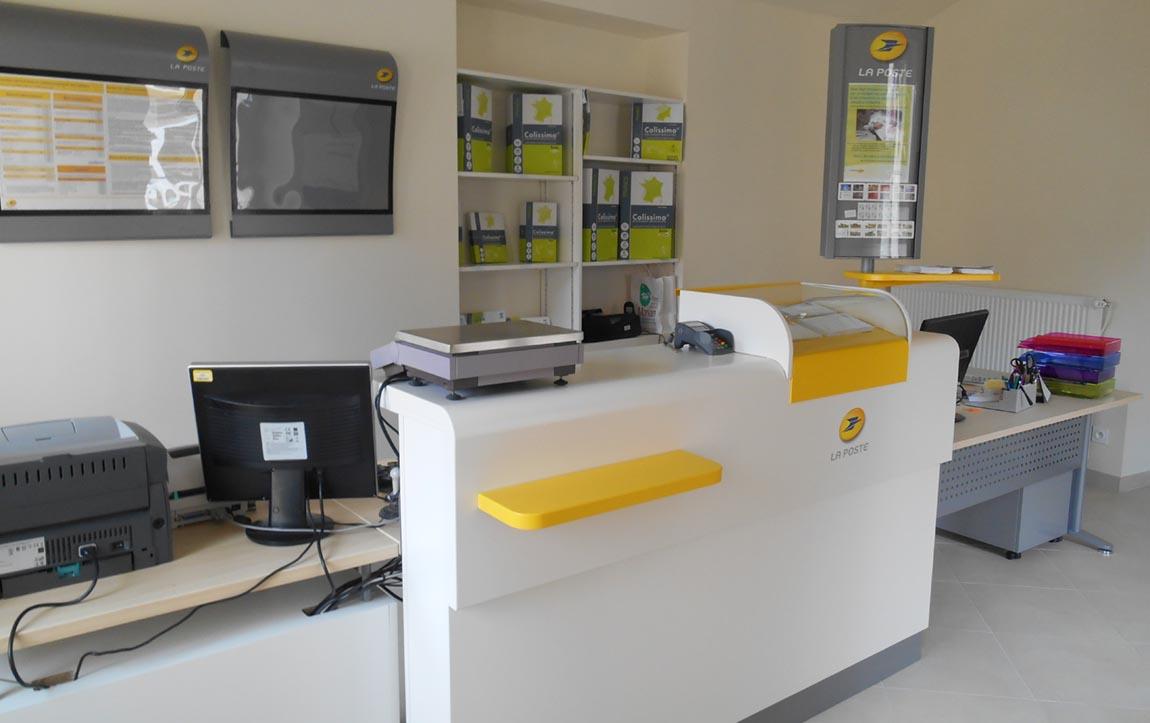 Agence postale de Massangis