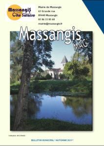 Massangis Mag automne 2019