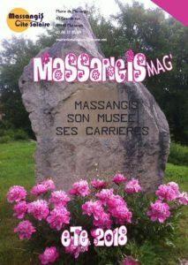 Massangis Mag été 2018