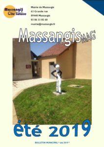 Massangis Mag été 2019