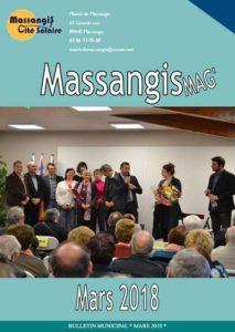 Massangis Mag mars 2018